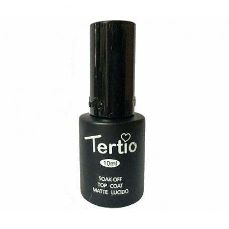 Матовое верхнее покрытие Matte Top Coat Tertio, 10 Мл