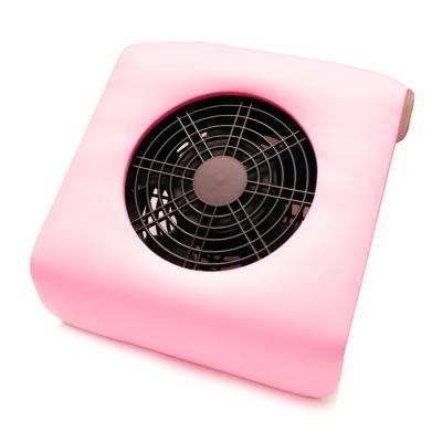 Вытяжка для маникюра Simei 858-11 Mini Розовая