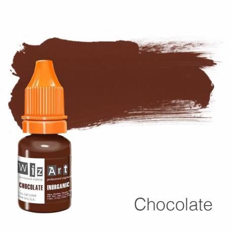 Купить Пигмент для татуажа WizArt Inorganic Chocolate 10 мл