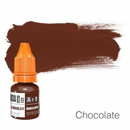 Купить Пигмент для татуажа WizArt Inorganic Chocolate 5 мл