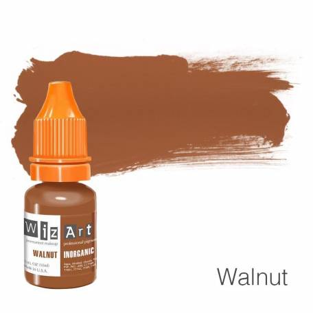 Купить Пигмент для татуажа WizArt Inorganic Walnut 10 мл