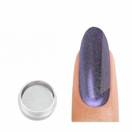 Купить Зеркальная пудра Y.R.E. фиолетовая TR08, 0,2 г