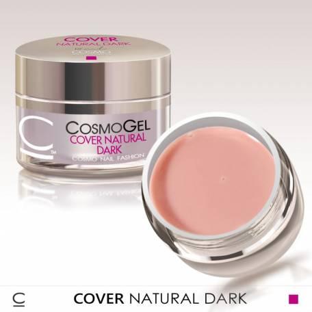Купити Гель для нарощування Cosmolac Cover Natural Dark