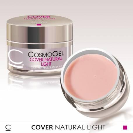 Купить Гель для наращивания Cosmolac Cover Natural Light
