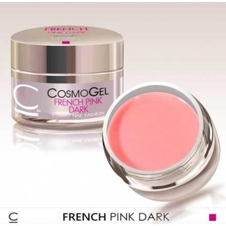 Купити Гель для нарощування Cosmolac French dark pink 15 мл
