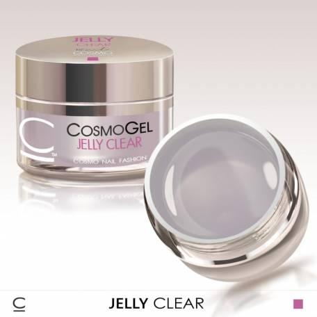 Купить Гель для наращивания Cosmolac Jelly Clear