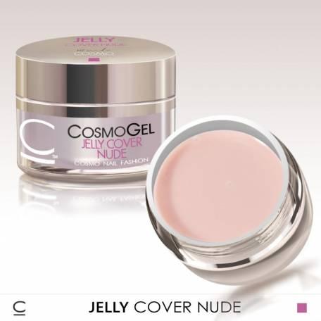 Купить Гель для наращивания Cosmolac Jelly cover nude