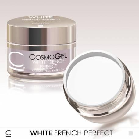 Купити Гель для нарощування Cosmolac Led White French