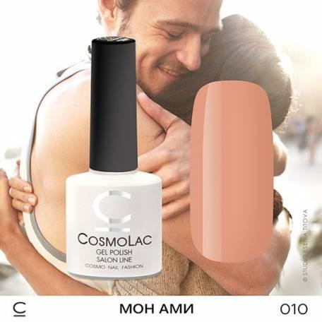 Купить Гель-лак CosmoLac № 010