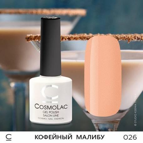 Купить Гель-лак CosmoLac № 026