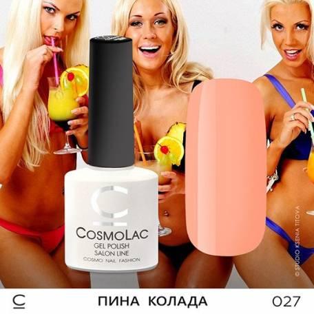 Купить Гель-лак CosmoLac № 027