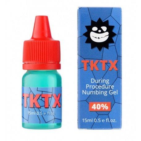 Купить Анестезия для татуажа и тату TKTX Blue Gel 15 мл