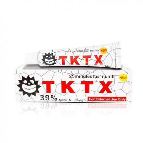 Купити Анестезія для татуажу і тату TKTX 39%, 10 г