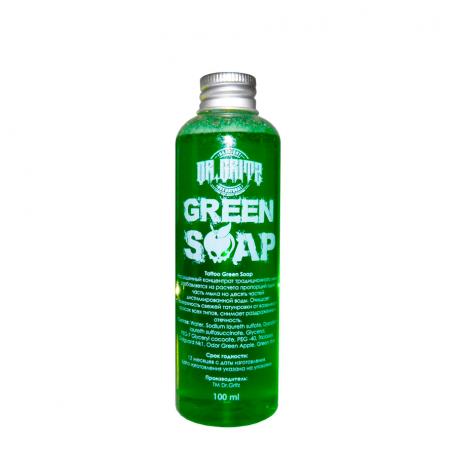Купити Зелене мило Dr. Gritz 100 мл