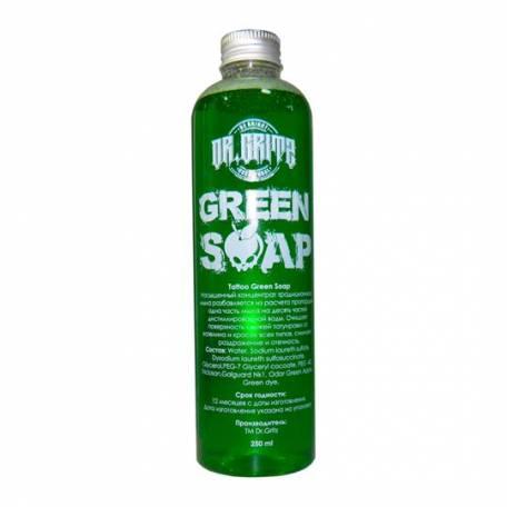 Купити Зелене мило Dr. Gritz 250 мл