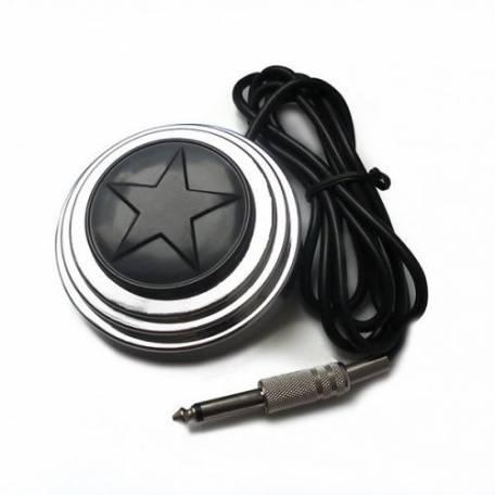 Купити Педаль для тату машинки Super Star Silver