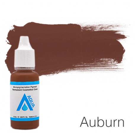 Купить Пигмент для татуажа Aqua Auburn 15 мл