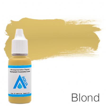 Купить Пигмент для татуажа Aqua Blond 15 мл