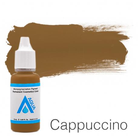 Купить Пигмент для татуажа Aqua Cappuccino 15 мл