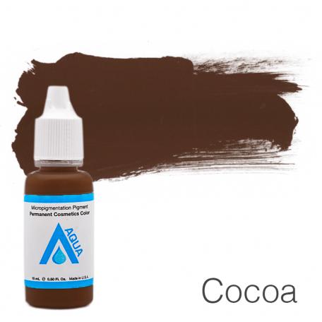Купить Пигмент для татуажа Aqua Cocoa 15 мл