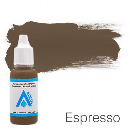 Купить Пигмент для татуажа Aqua Espresso 15 мл