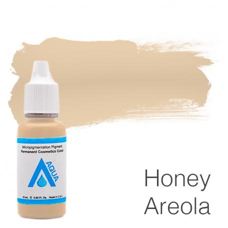 Купить Пигмент для татуажа Aqua Honey Areola 15 мл