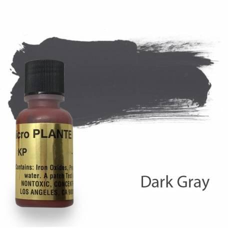 Купить Пигмент для татуажа Micro Plante PMU KP-15 Dark Gray 15 мл