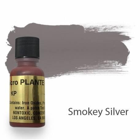 Купить Пигмент для татуажа Micro Plante PMU KP-17 Smokey Silver 15 мл