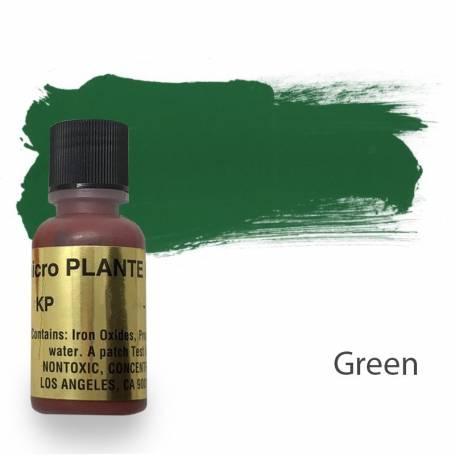Купить Пигмент для татуажа Micro Plante PMU KP-22 Green 15 мл