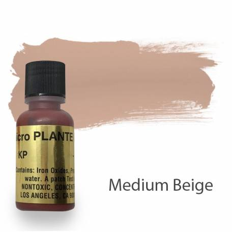 Купить Пигмент для татуажа Micro Plante PMU KP-25 Medium Beige 15 мл