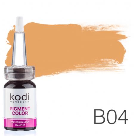 Купить Пигмент для татуажа Kodi Professional B04 10 мл
