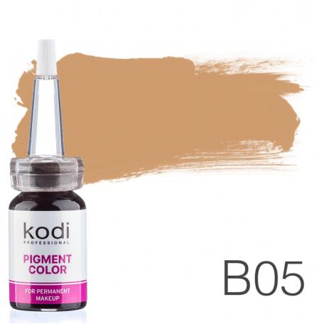 Купить Пигмент для татуажа Kodi Professional B05 10 мл