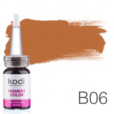 Купить Пигмент для татуажа Kodi Professional B06 10 мл