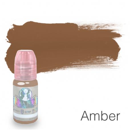Купить Пигмент для татуажа Perma Blend Amber 10 мл
