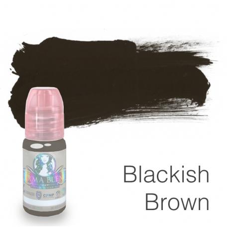 Купить Пигмент для татуажа Perma Blend Blackish Brown 10 мл