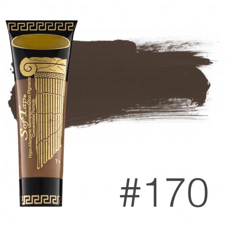 Купить Пигмент для микроблейдинга SofTap 170 German Chocolate