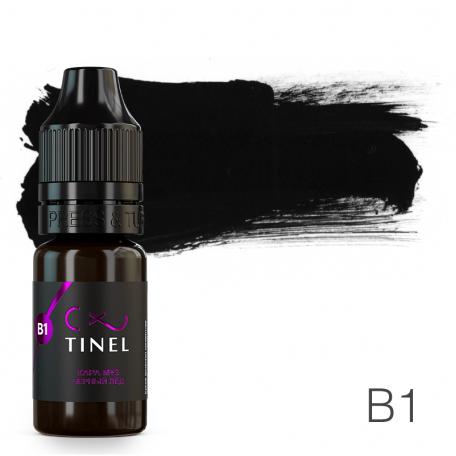 Купить Пигмент для татуажа Tinel B1 Черный лёд 10 мл