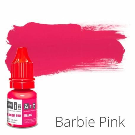 Купить Пигмент для татуажа WizArt Organic Barbie Pink 5 мл