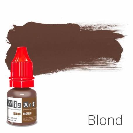 Купить Пигмент для татуажа WizArt Organic Blond 5 мл