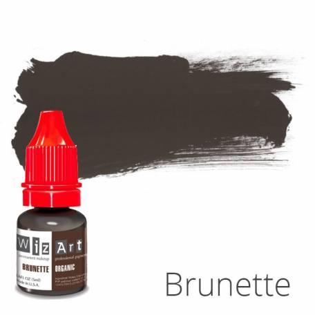 Купить Пигмент для татуажа WizArt Organic Brunette 5 мл