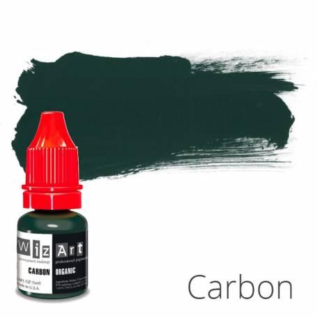 Купить Пигмент для татуажа WizArt Organic Carbon 5 мл