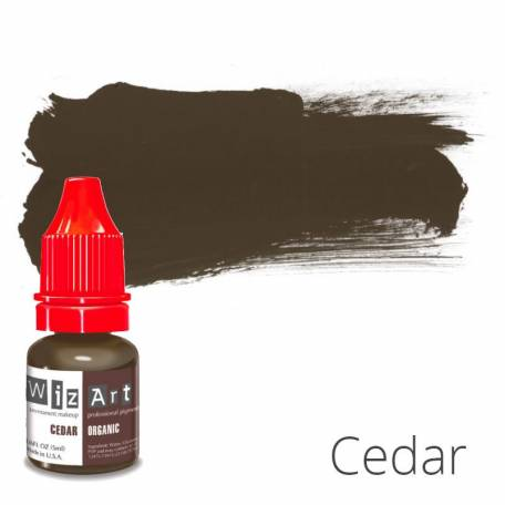 Купить Пигмент для татуажа WizArt Organic Cedar 5 мл