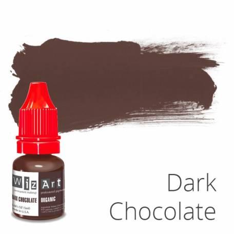 Купить Пигмент для татуажа WizArt Organic Dark Chocolate 5 мл