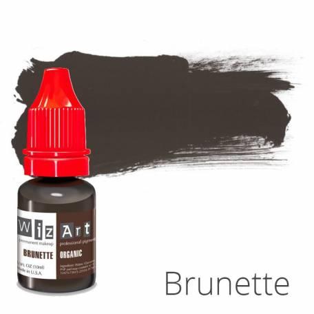 Купить Пигмент для татуажа WizArt Organic Brunette 10 мл