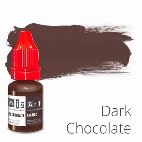 Купить Пигмент для татуажа WizArt Organic Dark Chocolate 10 мл