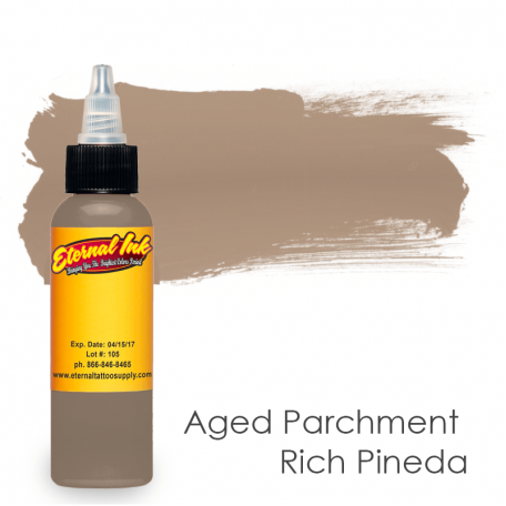 Купить Тату краска Eternal Aged Parchment Rich Pineda