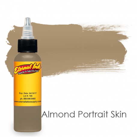 Купить Тату краска Eternal Almond Portrait Skin