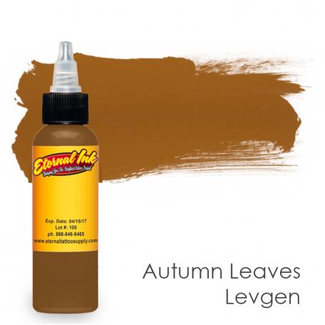 Тату краска Eternal Autumn Leaves Levgen