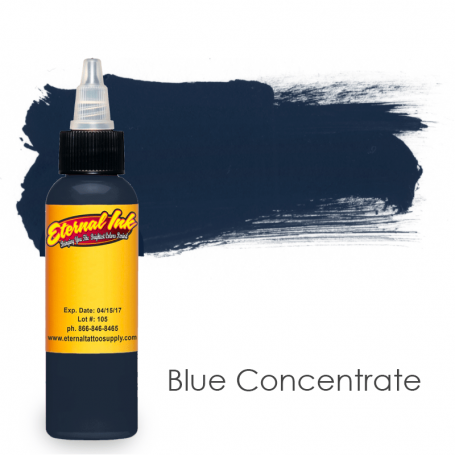Тату краска Eternal Blue Concentrate