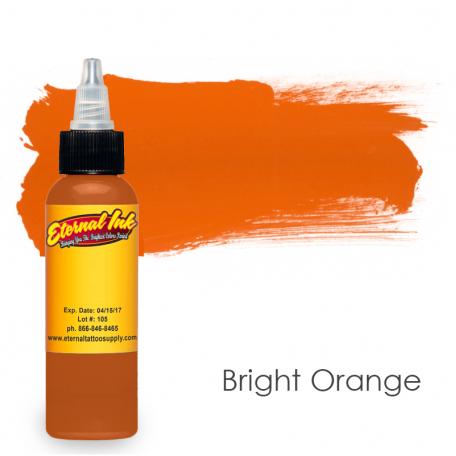 Тату краска Eternal Bright Orange